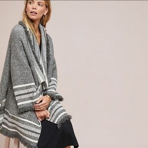 Anthropologie  Blanket Sweater